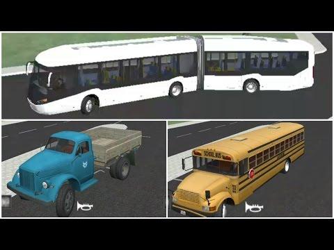 Public Transport Simulator - Vehicle Compilation #1