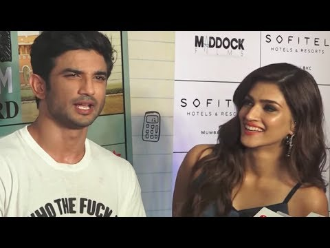 Thumbnail: This is why Sushant Singh Rajput loves Kriti Sanon
