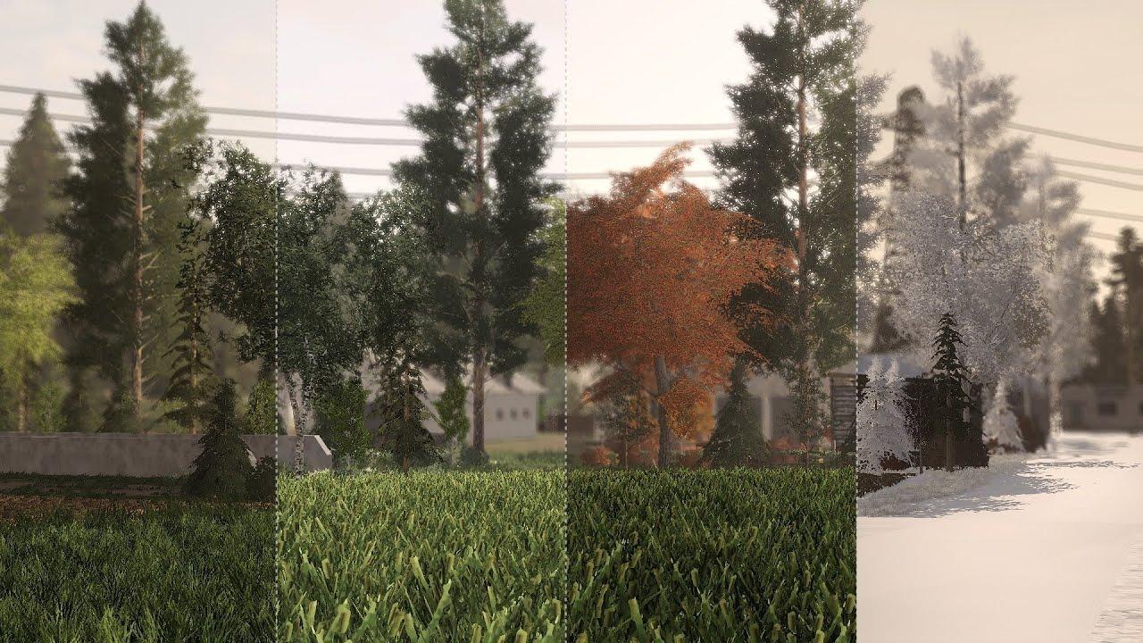 Mazowszany I Seasons I Farming Simulator 19