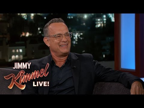 Amy James - Toy Story 4: Tom Hanks Reads Notes On What He's Not Supposed To Discuss