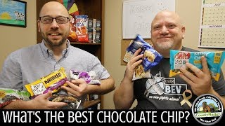 What's the Best Chocolate Chip? | Blind Taste Test Rankings
