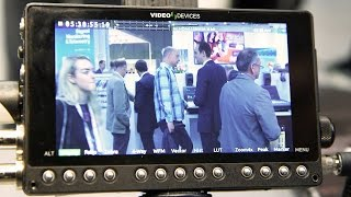 IBC2015: Video Devices Pix-E Recorder & Monitor