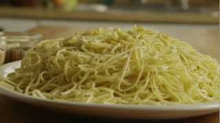 How To Make Easy Pasta And Garlic