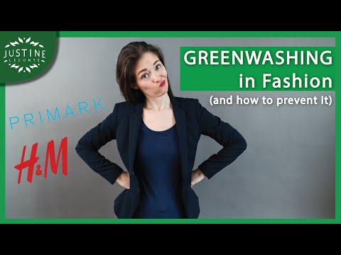 These fast fashion brands are greenwashing | H&M and Primark vs. Fashion Revolution Week