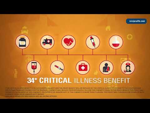 ICICI Pru Term Insurance - Critical Illness Benefit