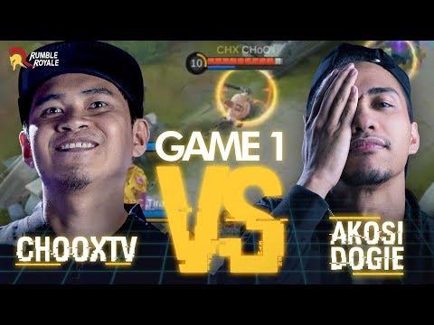 DOGIE VS CHOOX