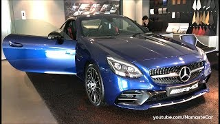Mercedes-AMG SLC 43 2017 | Real-life review