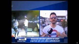 KralPop TV-Benim Konser Hikayem; Gökhan Özen Kocaeli Konseri(31.05.2013)