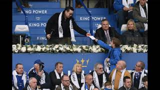 Leicester City (0) vs (0) Burnley at King Power Stadium in Leicester on November 10' 2018.