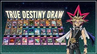[Yu-Gi-Oh! Duel Links] True Destiny Draw | NO DUPLICATES ALL HEART: Becoming Yami Yugi