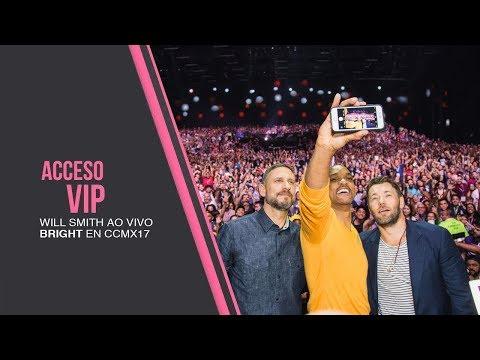 Will Smith AO VIVO - Bright en CCX17