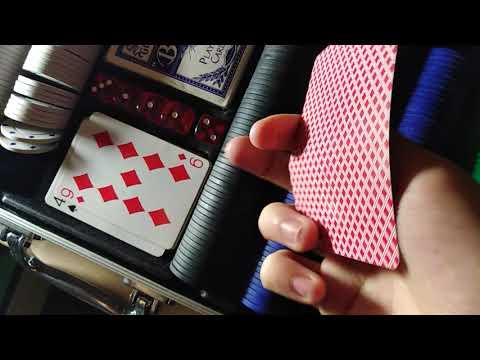 Обзор на набор для покера