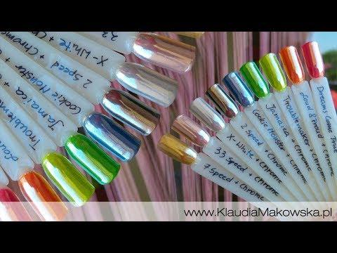 Metal Manix Multi Chrome - Indigo Nails