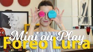 Resenha | Limpador facial Foreo Luna Mini e Luna Play