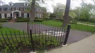 Будинок Макалістерів з фільму Один Вдома. Вінетка. Home alone House , Winnetka. Illinois