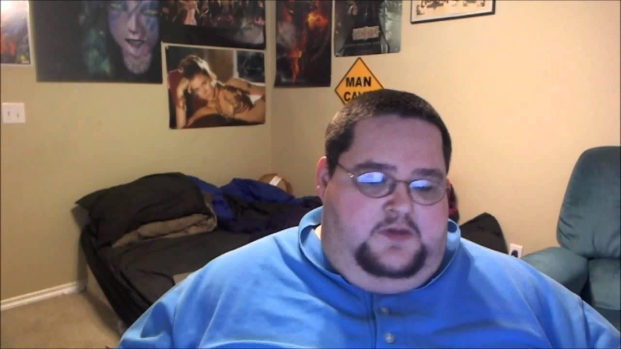 The biggest fat ass