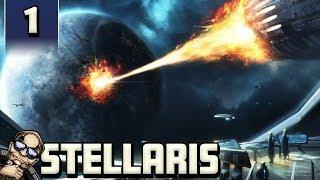 Stellaris Distant Stars - Niven Update Gameplay - Part 1