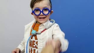 Miss Polly had a Dolly | Nursery Rhymes Song for Kids and Baby