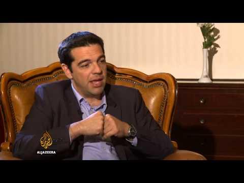 Recite Al Jazeeri: Alexis Tsipras