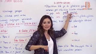 2 Öznur SAAT YILDIRIM   Dil Bilgisi Yapı Bilgisi   II    2018    YouTube