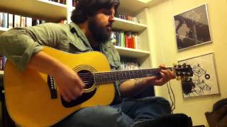 Casey Crescenzo - Red Hands (Acoustic)