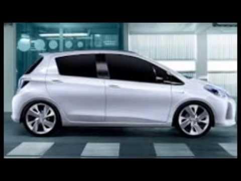 New Toyota Vitz 2017 Youtube