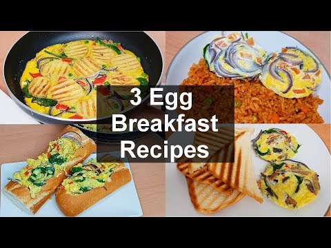 3 Egg Breakfast Recipes To Add To Your Family Menu Today | Flo Chinyere