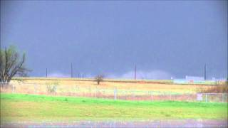 Lawton Oklahoma possible Tornado 4-17-13