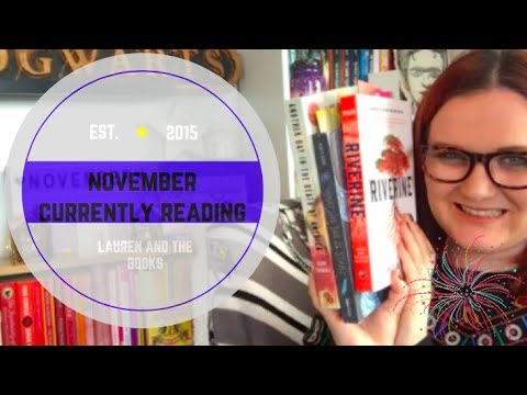 November Currently Reading | Lauren and the Books