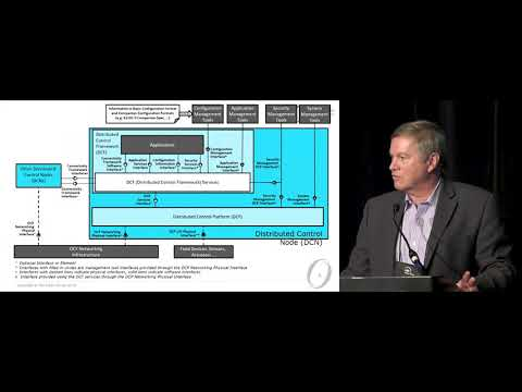 Open Process Automation Forum Status - Dennis Brandl of MESA - ARC Industry Forum 2019