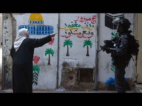 Tension Rises Between Israelis And Palestinians