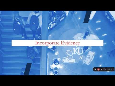 Using Evidence Effectively  Source