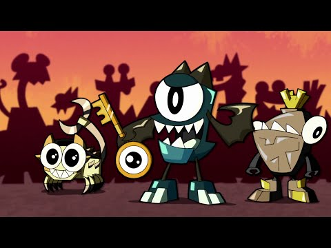 """MIXELS   Series 5/6   Quest for the Lost Mixamajig - """"Every Mixel For Himself!"""""""