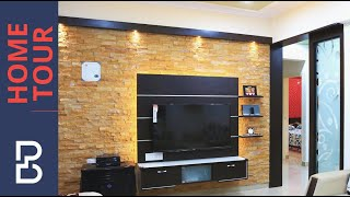 Walkthrough of Mr. Arun 2 BHK House | Interior Design | LVS Gardenia | Bangalore Mp3