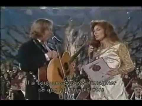 John Denver at the Vatican -- Little Drummer Boy
