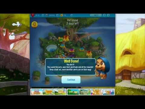 Pet rescue saga weather report level 10 doovi for Pet island level 4
