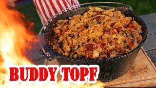 Bud Spencer Gedenk-Buddy Topf - BBQ Grill Rezept Video - Die Grillshow 202
