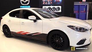 2015 Mazda 3 SkyActiv - Exterior and Interior Walkaround - 2015 Montreal Auto Show