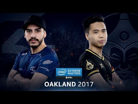 CS:GO - SK vs. The MongolZ [Mirage] - Group A Round 3 - IEM Oakland 2017