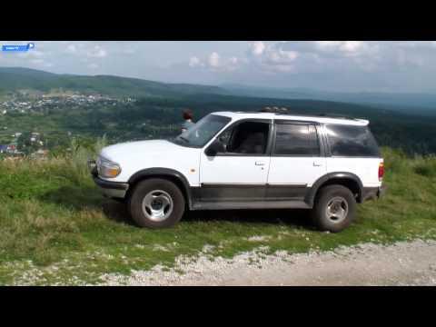 Аша, поездка на Липовую гору