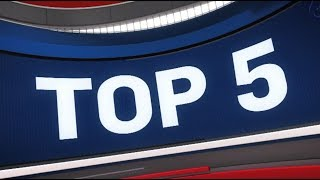 Top 5 Plays of the Night: January 9, 2018