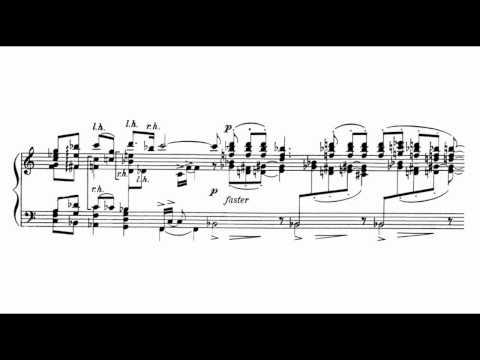 """Charles Ives - Piano Sonata No. 2 """"Concord"""" [3/4]"""