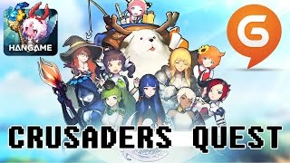 3 REASONS WHY YOU SHOULD PLAY CRUSADERS QUEST!