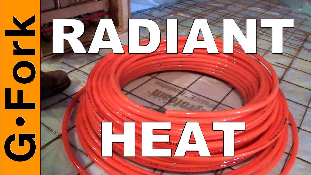 Warm Floors Diy Radiant Floor Heating Gardenfork