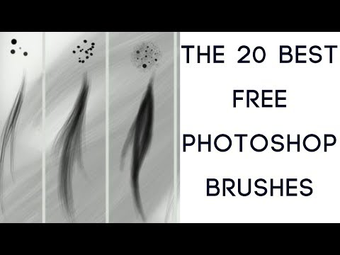 The 20 Best Free Photoshop Brushes