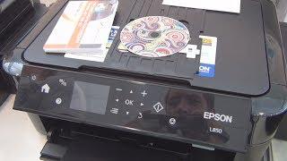 Epson L850 printer review