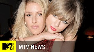 Were Taylor Swift & Calvin Harris Set Up by Ellie Goulding? | MTV News