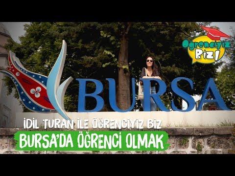 Öğrenciler Bursa'da Ne Yer, Ne İçer, Nasıl Eğlenir? - İdil Turan'la Öğrenciyiz Biz | BinYaprak