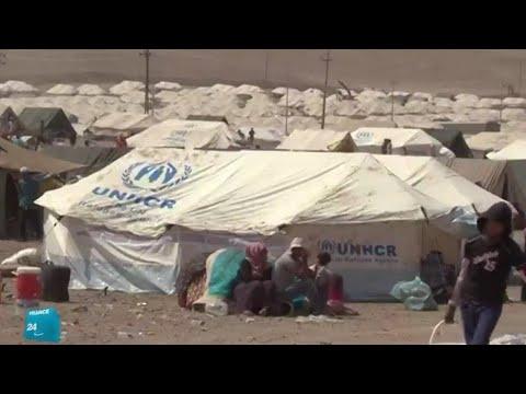 العراق: شبح التجنيد الإلزامي في سوريا يحول دون عودة اللاجئين الشباب!!  - نشر قبل 13 ساعة