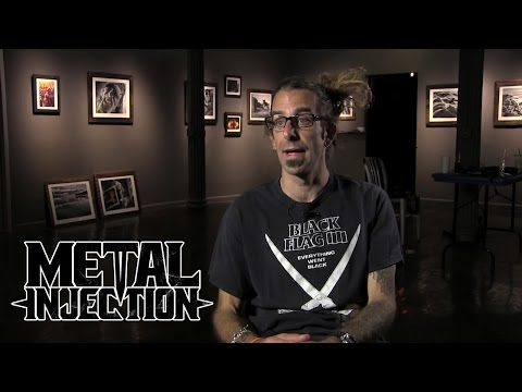 LAMB OF GOD's Randy Blythe Photo Exhibition Opening Report | Metal Injection